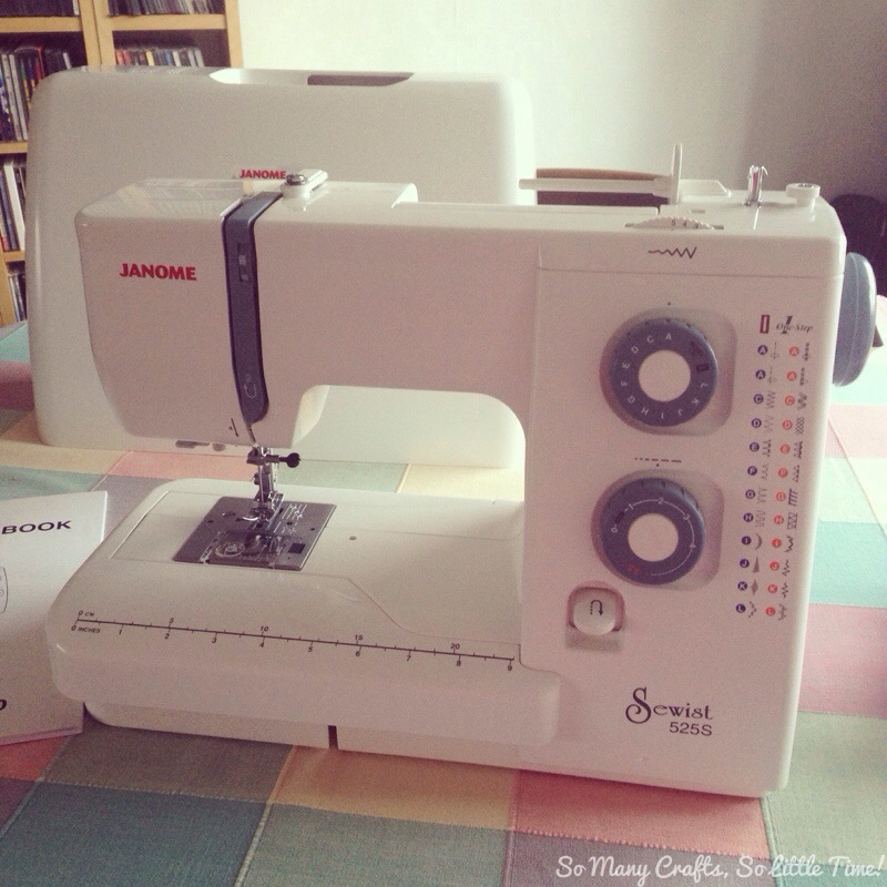 My New Sewing Machine Hello Hooray Best Janome 525s Sewing Machine Review