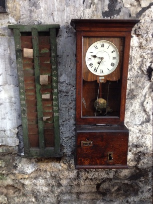 Lovely old clock